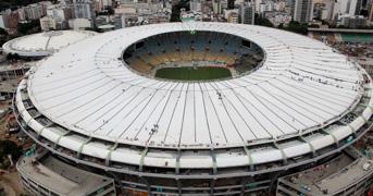 A um dia da reinauguração do Maracanã, obras do entorno do estádio ainda não estão prontas