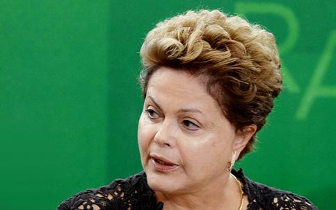 Para Dilma, marco é ferramenta da liberdade de expressão