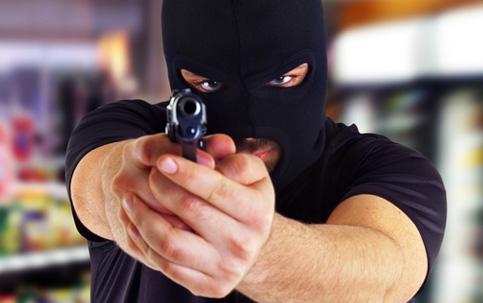 Número de assaltos no Brasil é o dobro da média mundial