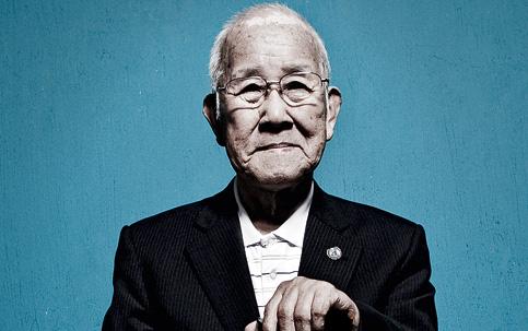 Esse homem escapou de Hiroshima