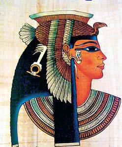 Cleópatra era Negra