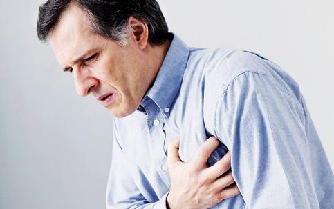 Para não ter outro infarto