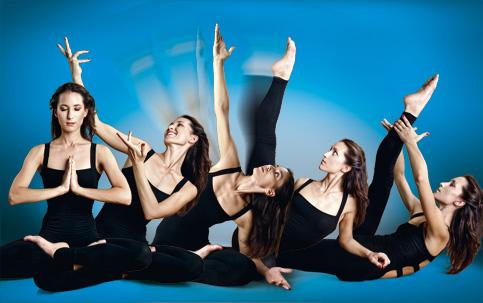 Todo o poder da ioga