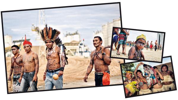 A guerra dos Mundurukus