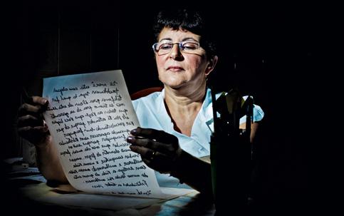 O tratamento pela escrita
