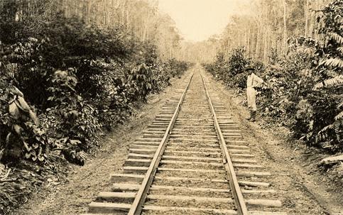 Histórias inéditas da Ferrovia do Diabo
