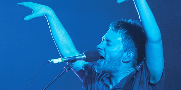 O anti-rock do Radiohead