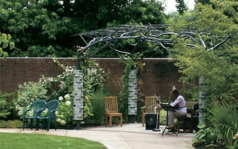 Os Jardins Terapêuticos