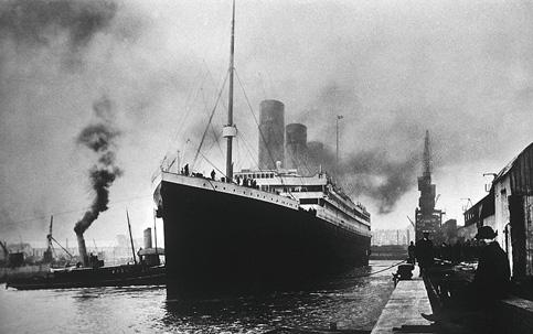 As novas descobertas sobre o Titanic