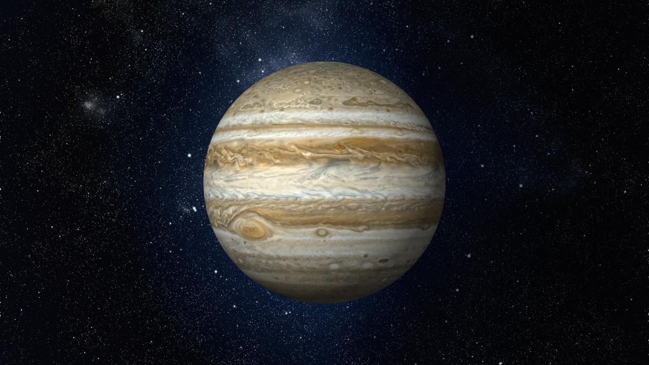 Júpiter sem segredos