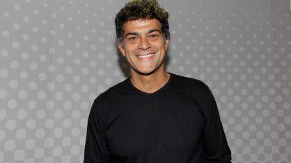 Luciano Szafir pede orações para Eduardo Moscovis, internado com Covid-19