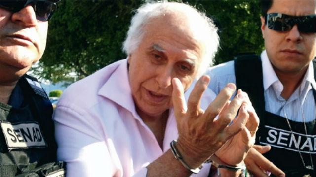 Justiça nega prisão domiciliar a Abdelmassih, que ficará em hospital