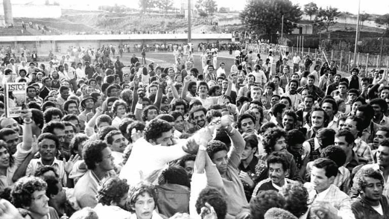 1978 - As greves que mudaram o Brasil: movimento no ABC colocou os trabalhadores no processo de democratização e apresentou ao País lideranças como o sindicalista Lula
