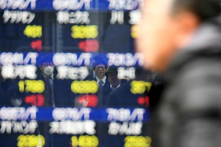 Bolsa de Tóquio fecha em alta de 1,03%