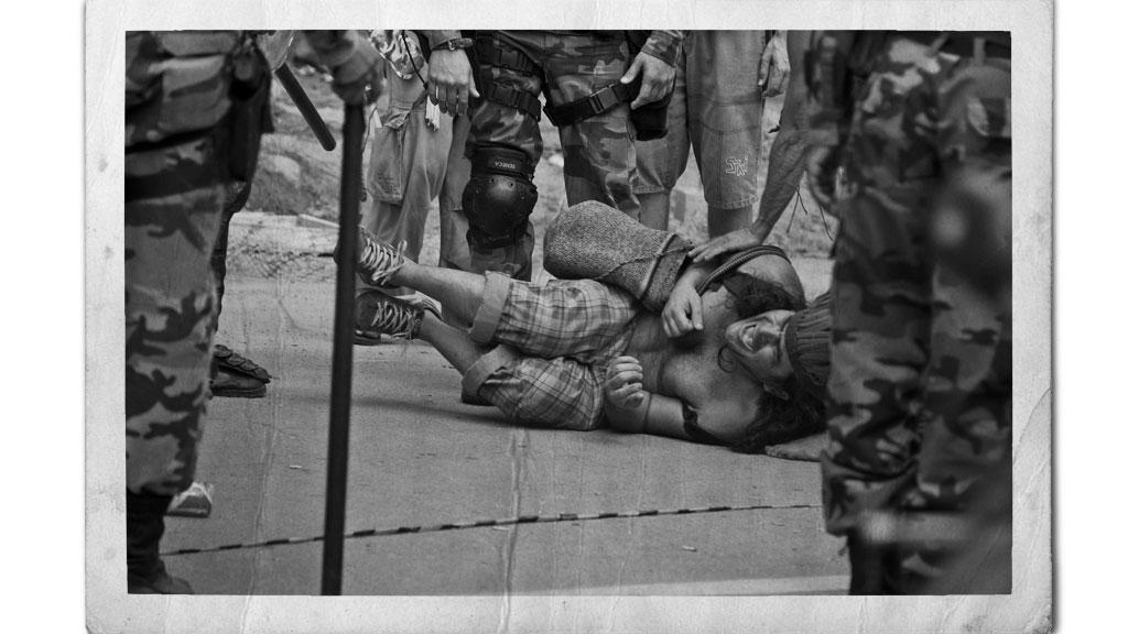 Massacre de índios pela ditadura militar