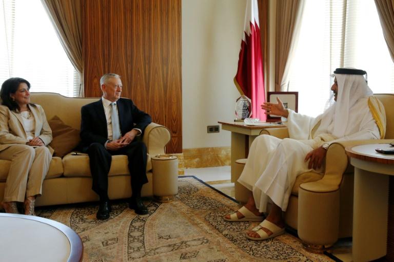 Embaixadora americana no Catar expressa mal-estar com acontecimentos em seu país