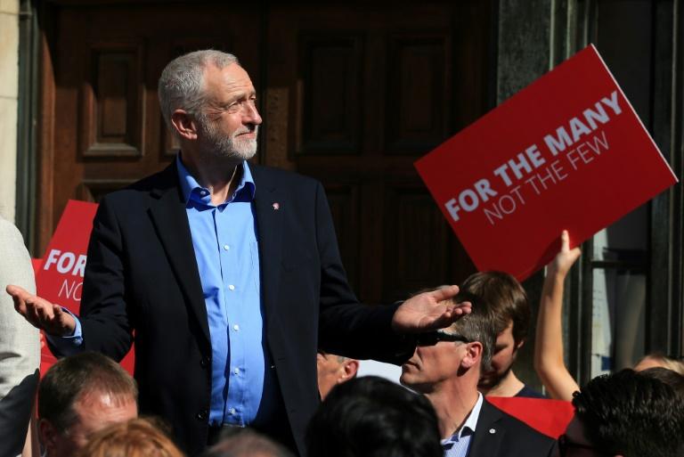 Vazamento expõe planos de campanha dos trabalhistas britânicos
