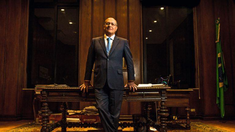 ALCKMIN (PSDB) rejeitado por 54,1% - O governador de São Paulo, Geraldo Alckmin, tem um desastroso desempenho no Sudeste