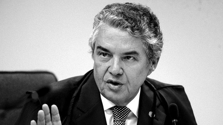Sinaliza dias melhores para essa sofrida república <strong>Marco Aurélio Mello, ministro do STF</strong>
