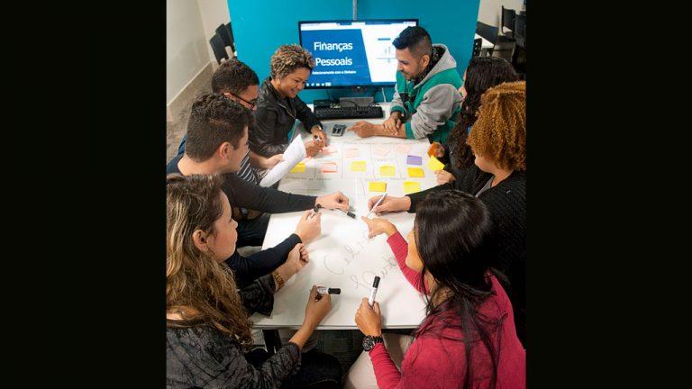 <strong>MUDANÇA</strong> No Celso Lisboa, o formato da aula mudou totalmente