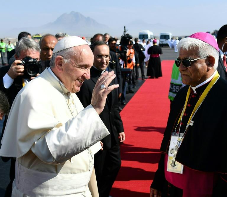 Papa Francisco no Peru, berço da Teologia da Libertação