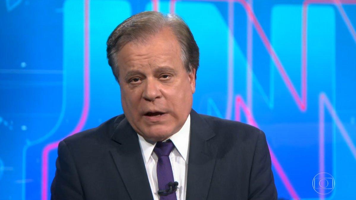 Após áudio sobre Lula atribuído a Chico Pinheiro, Globo adverte jornalistas