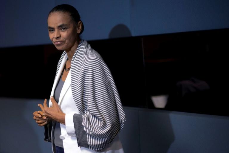Marina Silva é oficializada candidata à Presidência da República pela Rede