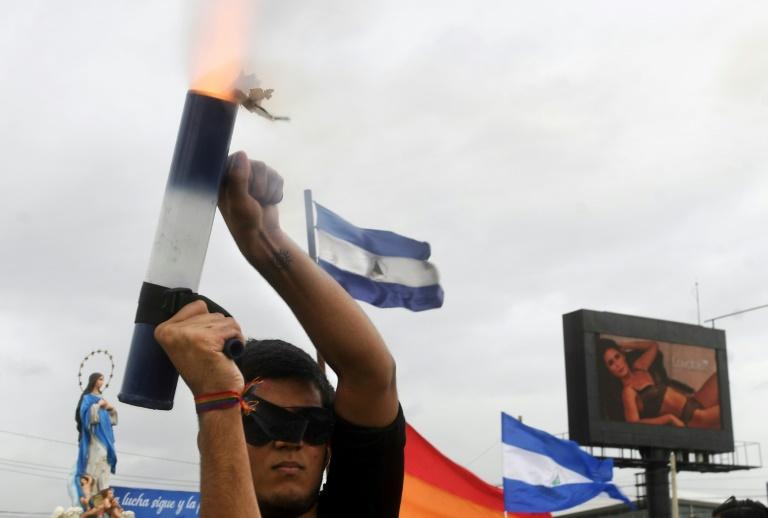 EUA adotam mais sanções por repressão na Nicarágua