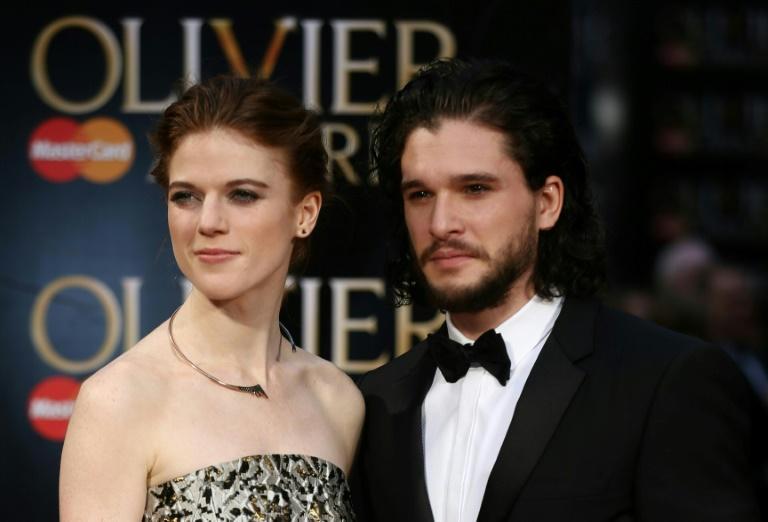 Nasce primeiro filho de casal de atores de 'Game Of Thrones'
