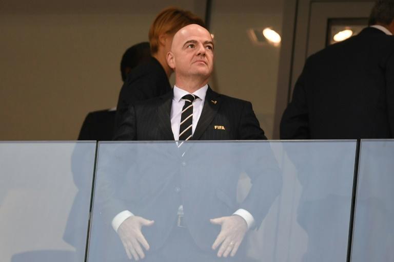 Presidente da Fifa acredita em público nos estádios na Copa de 2022: 'A Covid estará derrotada'