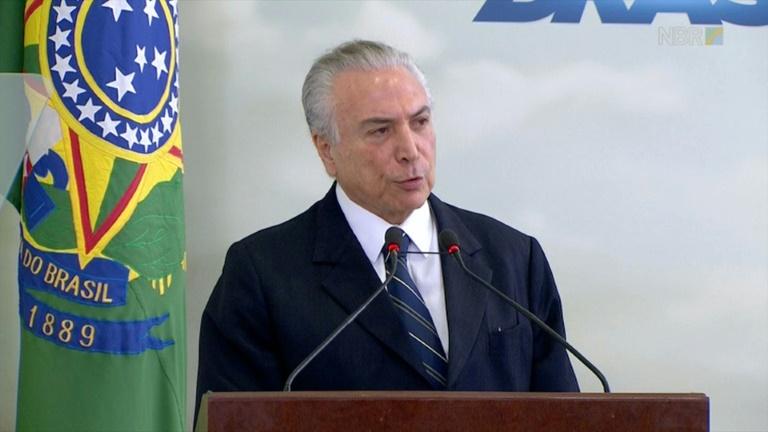 Justiça absolve Temer e coronel Lima no inquérito dos Portos