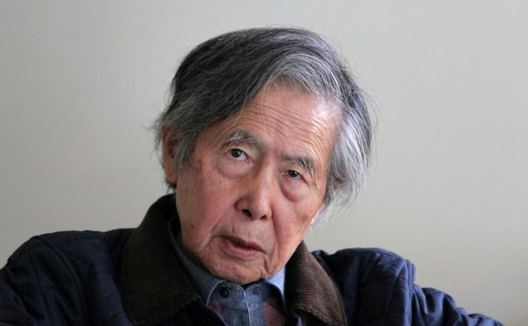 Crédito: Prensa Fujimori/AFP