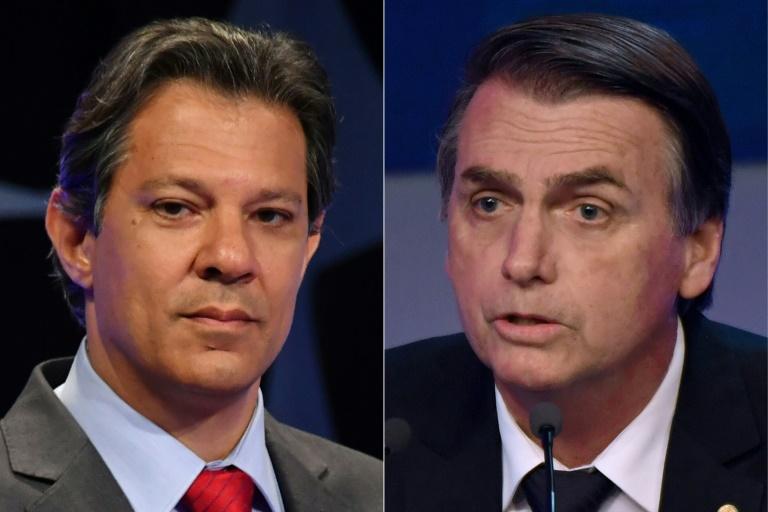 Prisão mais rígida opõe Bolsonaro e Haddad - ISTOÉ Independente