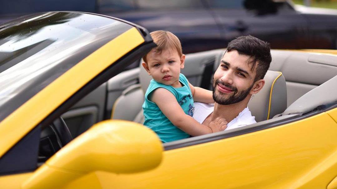 Após mostrar mansão e jatinho, Gusttavo Lima ostenta com carro de luxo - ISTOÉ Independente