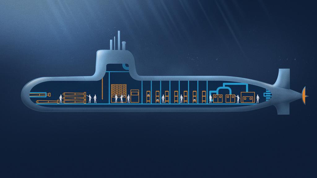 A nova geração de submarinos brasileiros