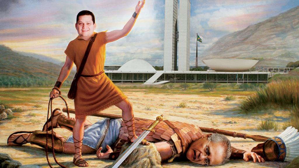Davi venceu o gigante