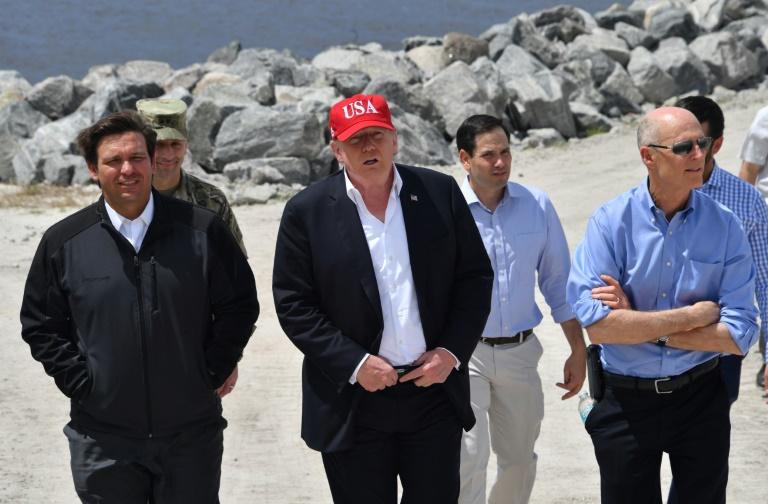 Trump diz que Colômbia 'não fez nada' para reduzir saída de drogas