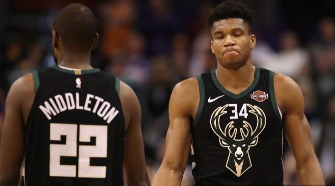 Líder da NBA, Bucks são surpreendidos e perdem para o lanterna do Oeste