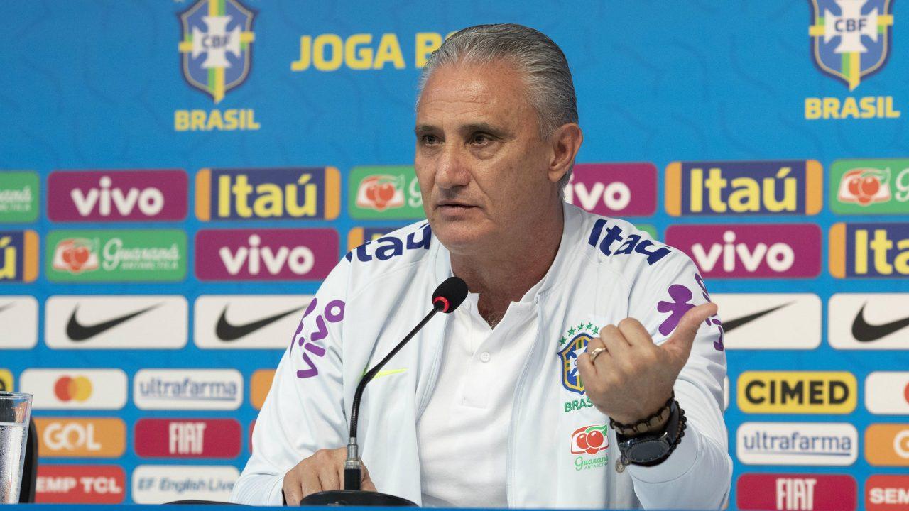 Tite confirma 5 mudanças na seleção e reafirma pressão por vitória sobre a Coreia