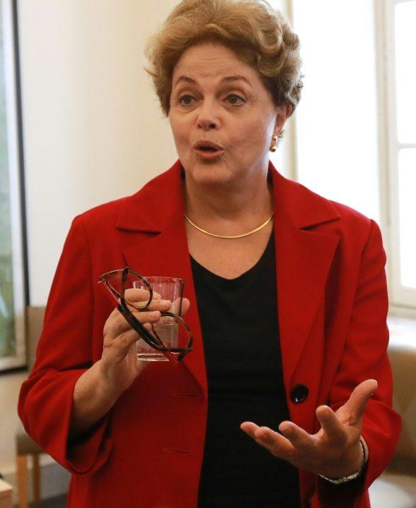 Dilma critica ideia de Macron de internacionalizar Amazônia