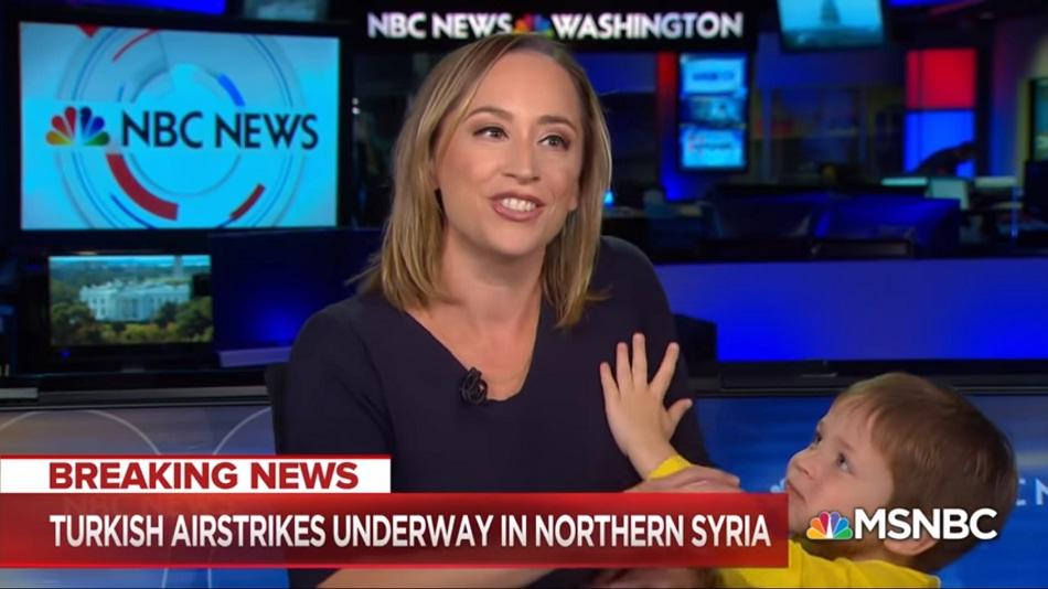 Crédito: Reprodução/NBC News