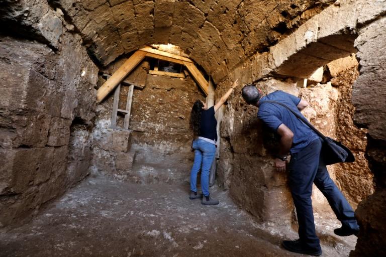 Igreja bizantina do século VI é descoberta em Israel