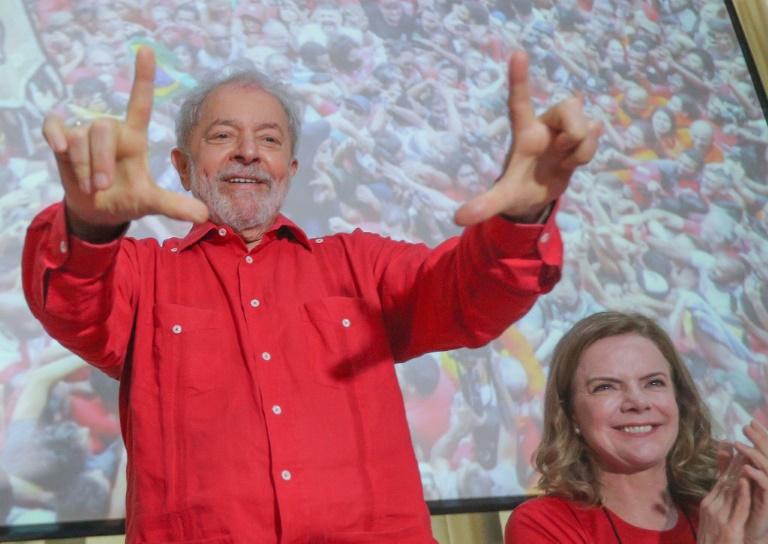 Lula recorre ao Supremo contra condenação do TRF-4 no caso do sítio
