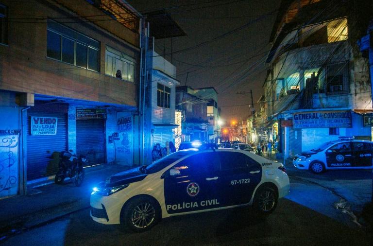 Rio de Janeiro registra recorde de mortes pela polícia em 2019