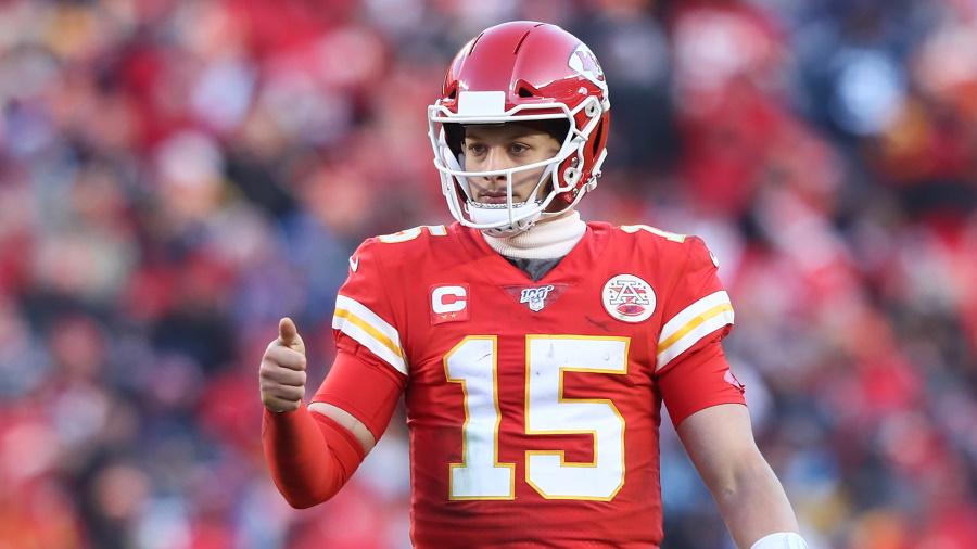 Kansas City Chiefs aposta na genialidade do 'ET' Patrick Mahomes no Super Bowl