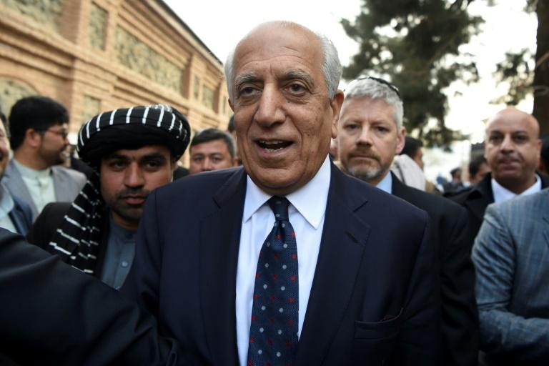 Emissário americano considera positiva libertação de prisioneiros no Afeganistão