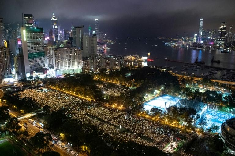 EUA diz que China tenta negar voz de Hong Kong ao impedir vigília por massacre na Praça da Paz Celestial