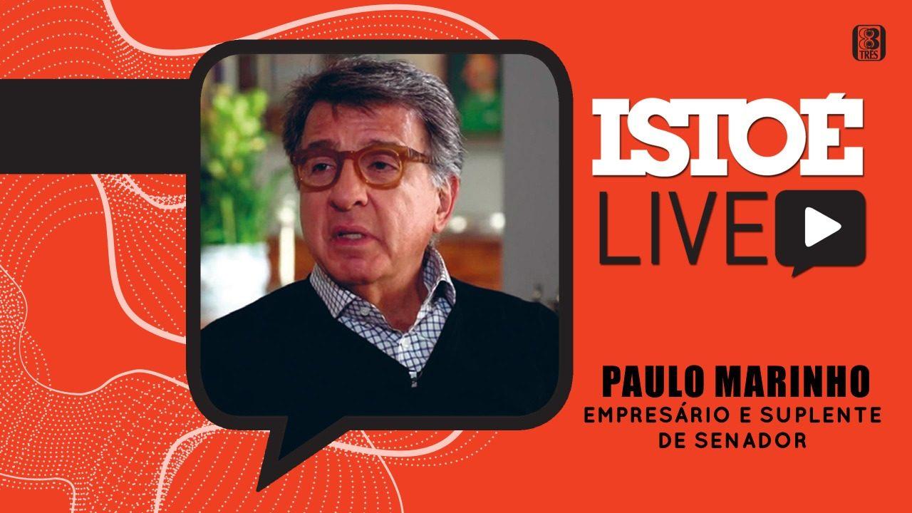 """Paulo Marinho: """"Bolsonaro é uma pessoa atormentada"""""""