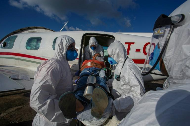 Brasil, EUA, Índia e África do Sul, gigantes com pés de barro no combate ao coronavírus