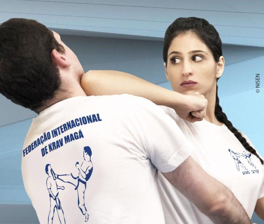 Arte de Defesa Pessoal israelense ganha espaço entre os artistas